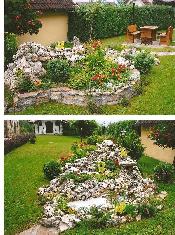 Lepo uredjeno dvoriste Mitrovic